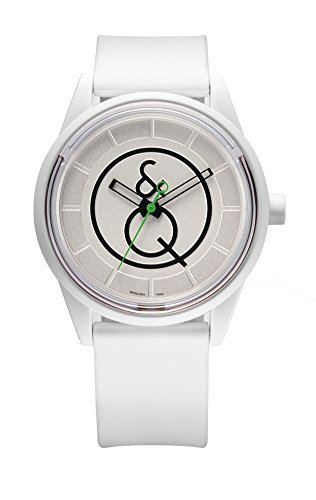 Citizen–Reloj de pulsera unisex Smile Solar analógico de cuarzo plástico rp00j016y