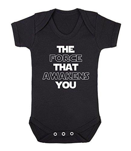 El despertar de la fuerza que le Star Wars bebé chaleco para niño Ba