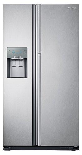 Samsung - Frigorífico Side by Side Food Show Case RH56J6918SL/EF con dispensador de agua y hielo