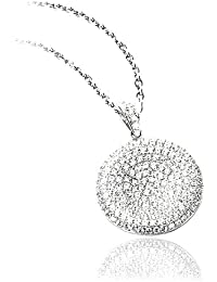 Orphelia Jewelry Damen-Anhnger mit Kette 925 Sterling Silber Gr. 42-45 cm ZH-4435