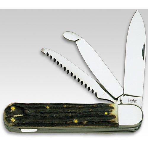 Jagd-Schließmesser, rostfrei
