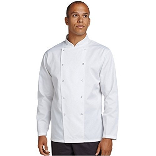 dennys-afd-marchio-speciale-valore-chef-giacca-manica-lunga-bianco-m-torace-0102-107cm