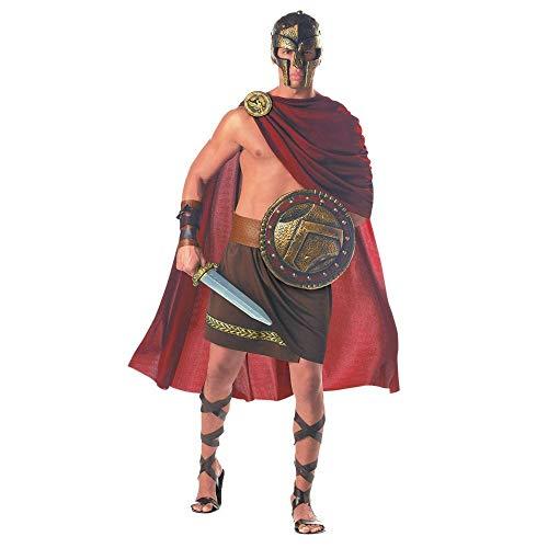 California Costumes Spartaner Krieger Kostüm Herren Gr.- M