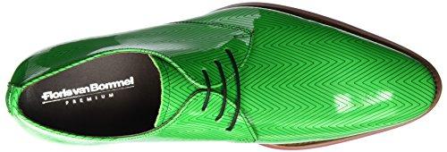Floris van Bommel - 14497/01, Scarpe stringate Uomo Grün (Green)