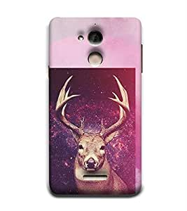 Takkloo Brown goat cute animal,white background, beautiful picture of goat) Printed Designer Back Case Cover for Coolpad Note 5