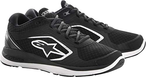 Alpinestars 265401810-8.5 - Zapatillas para hombre (talla 8,5), color negro