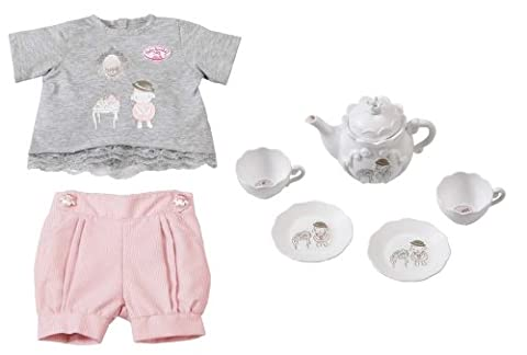 Baby Annabell Deluxe Fashion
