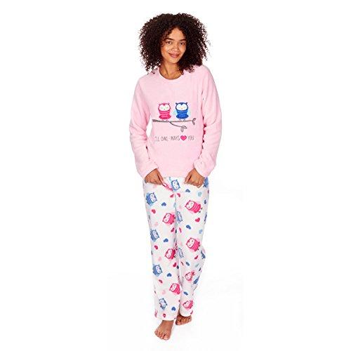 Forever Dreaming - Ensemble de pyjama - Femme Rose