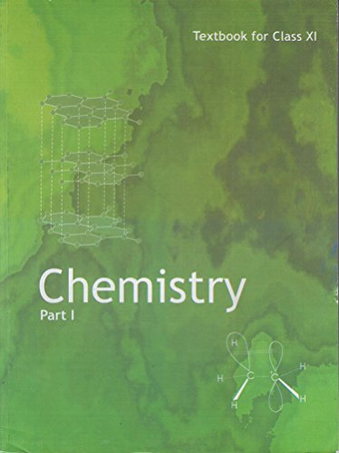 Chemistry Textbook Part - 1 for Class - 11 - 11082