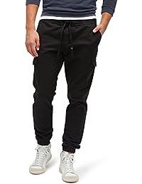 TOM TAILOR DENIM für Männer pants / trousers Cargohose im Jogging-Stil
