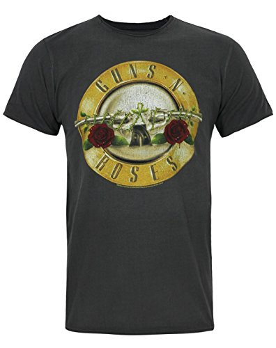 Hombres - Amplified Clothing - Guns N Roses - Camiseta (L)