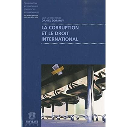 La corruption et le droit international