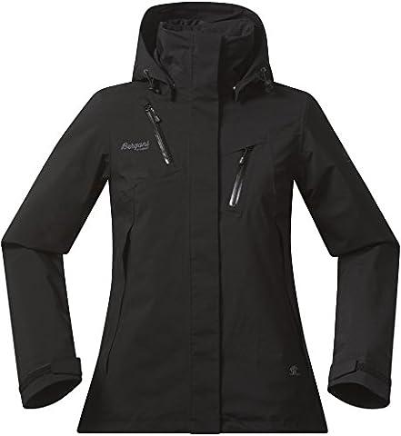 Bergans - Tyin Insulated Lady Jacke, Farbe Black, Größe