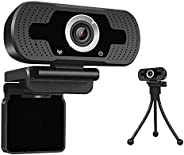 WebCam 1080P full HD - Auto Focus, white balance and color correction - Original LOOSAFE Brand
