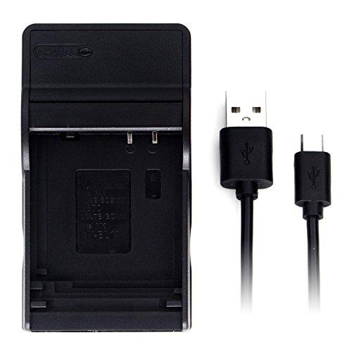 EN-EL12 USB Charger for Nikon Nikon Coolpix AW130, AW100, AW120, AW110, S6200, S6300, S8100, S8200, S9100, S9300, S9500, S9900 Camera Battery and More