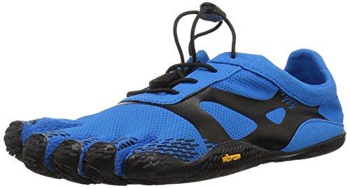 Vibram Five Fingers Kso Evo, Scarpe Sportive Outdoor Uomo, Blu (Blue/Black), 50 EU