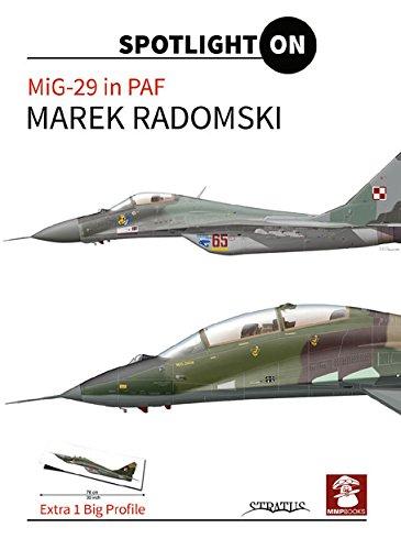 MiG-29 in PAF (Spotlight on) por Marek Radomski