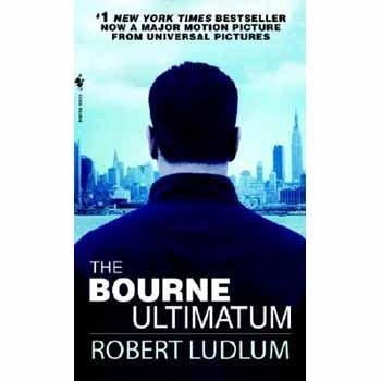 The Bourne Ultimatum Cover Image