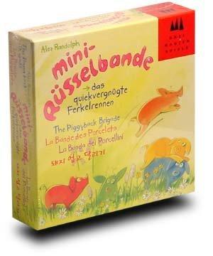 Drei Magier Spiele 01160 - Mini Ruesselbande