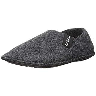 crocs Unisex-Erwachsene Classic Convertible Slipper Hohe Hausschuhe, Schwarz (Black/Black 060), 39/40 EU