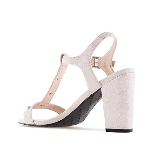 pour T petites bar Am5271 Grandi E 35 45 Suèdine 42 Andres 32 Machado Dimensioni sandales Beige Femmes xwf0qYw