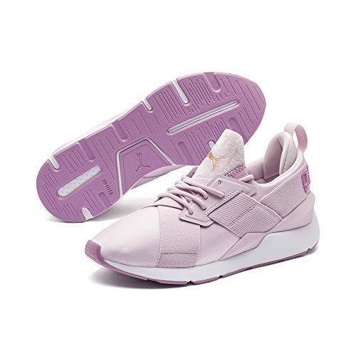 Puma 368427-03 Sneaker Mujer Rosa 38