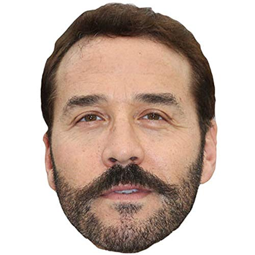 Celebrity Cutouts Jeremy Piven Big Head.