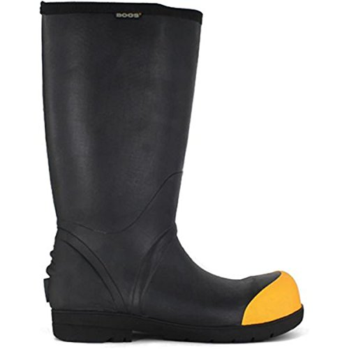 MENS BOGS STEEL TOE SAFETY WELLIES BOOTS SIZE UK 6 - 13 FOOD PRO HIGH 71477CE-UK 10.5 (EU 45)