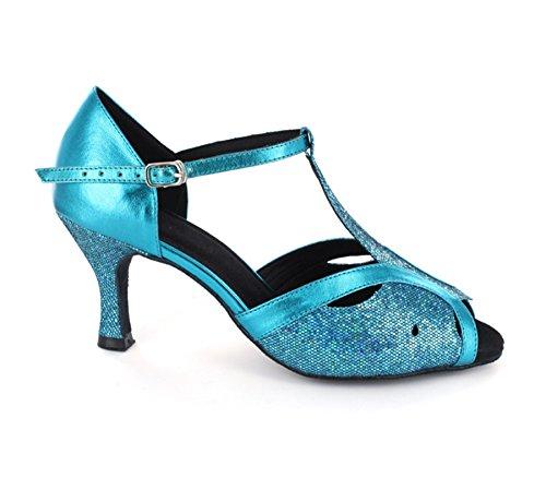 Minitoo , Salle de bal femme Bleu - bleu