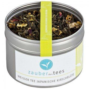 Preisvergleich Produktbild Zauber des Tees Weißer Tee Japanische Kirschblüte, 50g
