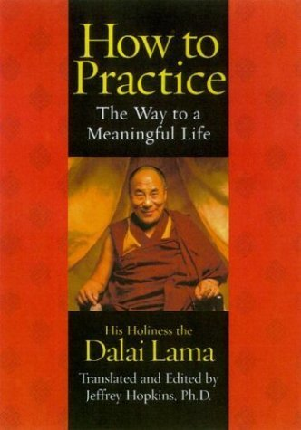 How to Practice: The Way to a Meaningful Life by Dalai Lama (2003) Paperback