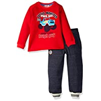 Zeyland Erkek çocuk Kıyafet Takımları Zeyland Küçük Erkek Çocuk Sweat + Tek Alt