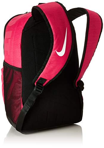 Nike Unisex Pink Polyester Brasilia Training Backpack Image 3