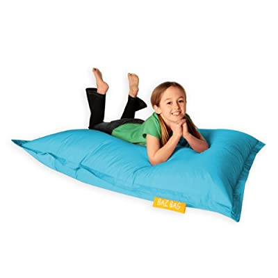 Kids BAZ BAG AQUA Beanbag Chair - Indoor & Outdoor Kids Bean Bags by Bean Bag Bazaar