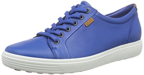 Ecco Soft 7 Ladies, Damen Sneakers, Blau (Bermuda BLUE01490), 39 EU (6 Damen UK) (7 Bermuda)