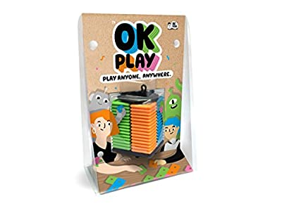 OK Play : Le jeu « 5 tuiles à la suite » super simple