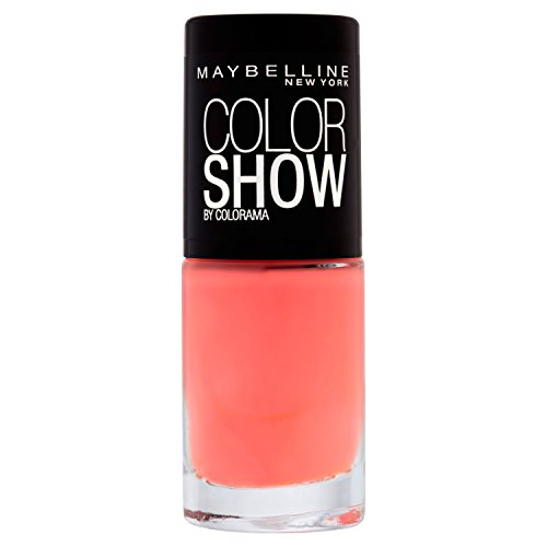 Maybelline Color Show Vernis à ongles Couleur Show Corail (Coral Up)