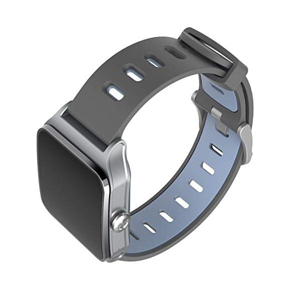 Leotec Smartwatch GPS Swim Swolf Gris 6