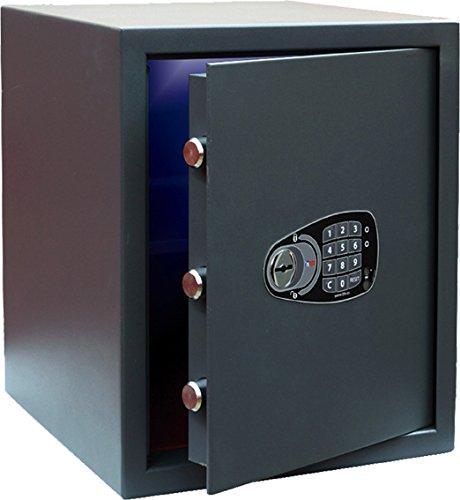 Btv decora - Caja fuerte e-4100 410x350x360 gris grafito