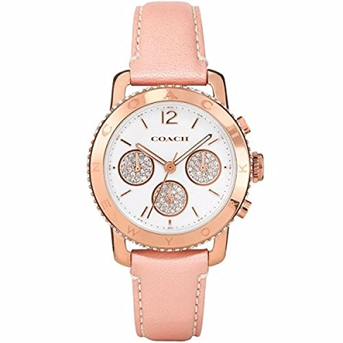 Coach Ladies LEGSP Analog Dress Quartz Watch NWT 14501974