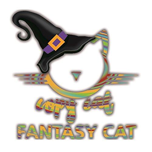 Copy Cat E- Zigaretten Aroma 10ml für e Liquid Nikotinfrei Größe Fantasy Cat