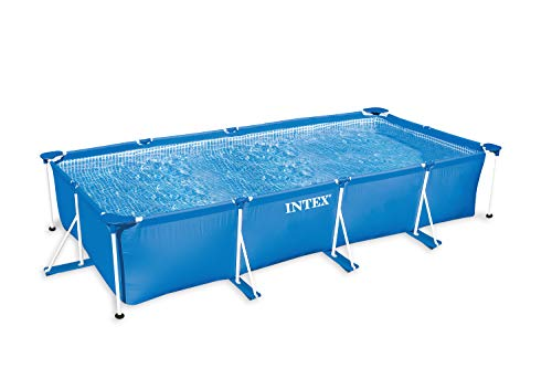 Intex 28270NP - Piscina desmontable small frame 220 x 150 x 60 cm, 1.662 litros