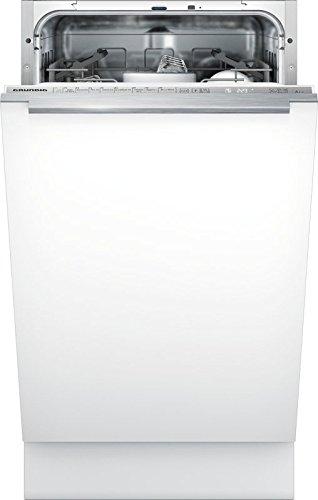 Grunding Lave-vaisselle gsv41921cm 45encastrable avec 9programmes garantie 10ans