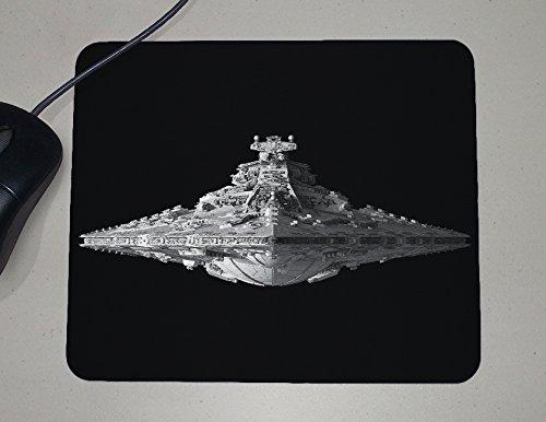r Wars - Lucas Film - The Force - Jedi - Dark Side - Yoda - Darth Vader - Stormtrooper - Luke Skywalker - Novelty Gift - Custom Name Mouse Pad (Dark Vader Star Wars)