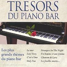 Coffret 4 CD : Trésors du Piano Bar