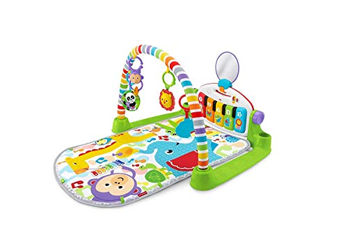 Fisher-Price Kick and Play - Alfombrilla jugar piano
