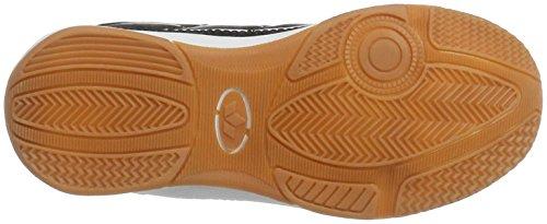 Lico Rockfield, Chaussures de Fitness Garçon Noir (Schwarz/grau/lemon)