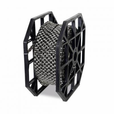 Preisvergleich Produktbild Kette KMC Fahrrad X9-73 in Rolle 50m + 40 Kettenglieder