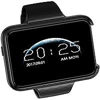 ZfgG Bluetooth Smart Watch mit Kamera, Touchscreen Smart Armbanduhr mit SIM-Kartensteckplatz, große Farbe Bildschirm Student Erwachsene Wasserdichte Telefonuhr, Android Perfekter Wohnassistent