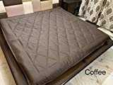 Ab Home Decor Waterproof Dustproof Microfiber Cotton Mattress Protector for King Size Bed